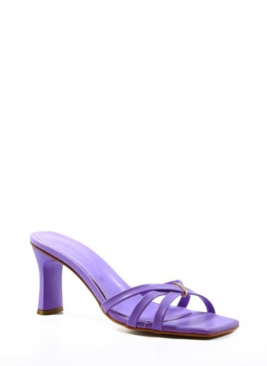 Nemesis Shoes Terlik Lila